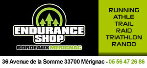 Endurance shop Bordeaux Mérignac