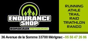 Endurance shop Bordeaux Mérignac